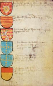 Innsbrück, Tiroler Landesarchiv, Codex Figdor, f.10r