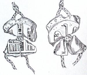 Seal of Castelo Rodrigo. (© Marta Santos)