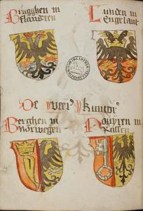 Wolfenbüttel, Herzog August Bibliothek, MS extrav. 120, f.165v