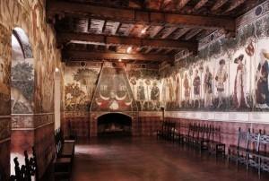 Castello della Manta - © Fondo per l'Ambiente Italiano (www.fondoambiente.it)