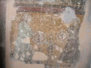 Orviète (Terni, Italie), Palais Communal, ex-Salle Majeure, *Scène de duel*
