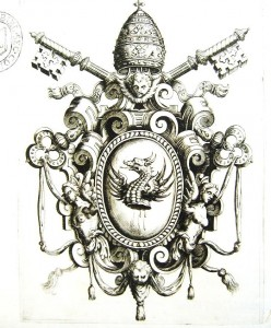 Héraldique et papauté
