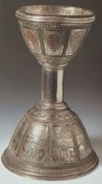 the chalice of the Florentine Priors, the photo from: Dal Giglio al David. Arte civica a Firenze fra Medioevo e Rinascimento, eds. M.M. Donato and D. Parenti, Firenze 2013, Guidi, p. 229 (no. 56)